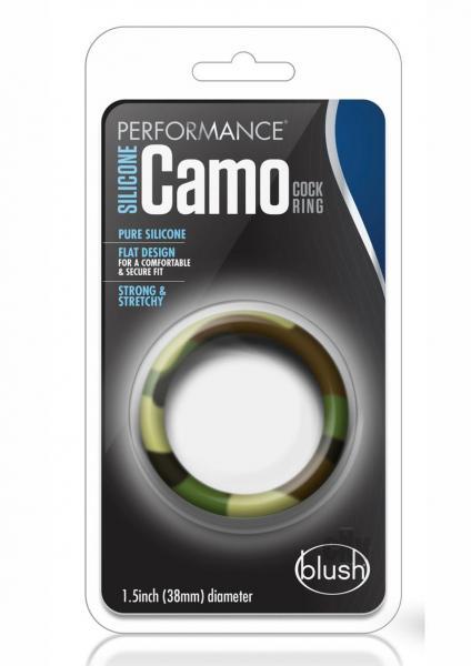Performance Camo Cring Green