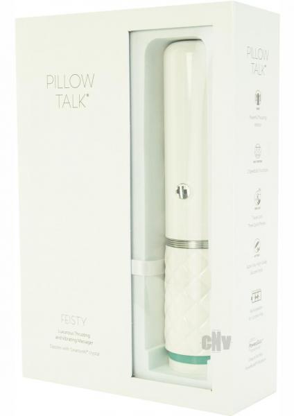 Pillow Talk Feisty Teal