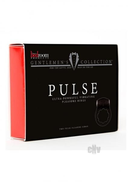 Brp Pulse Ring 2pk Red/black
