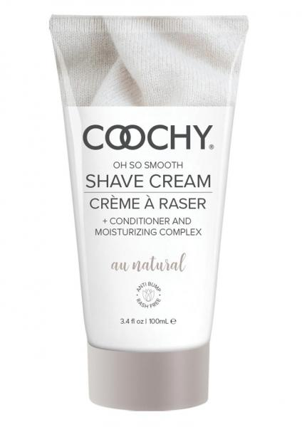Coochy Shave Cream Au Natural 3.4oz