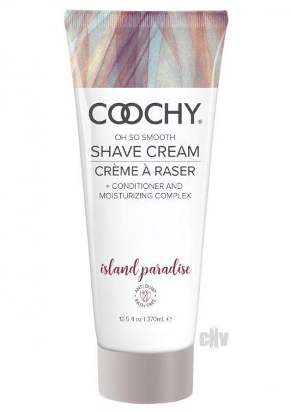 Coochy Shave Cream Island Paradise 12.5oz