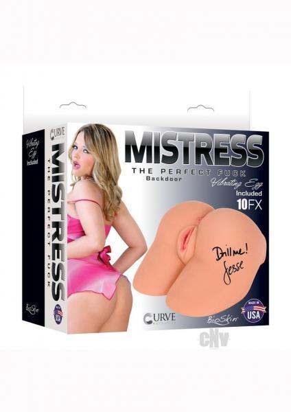 Mistress Jesse Vibe Backdoor Butt Vanill