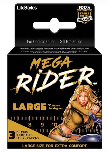 Mega Rider 3`s