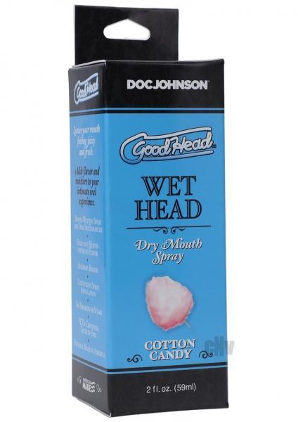 Goodhead Wet Head Cotton Candy 2oz
