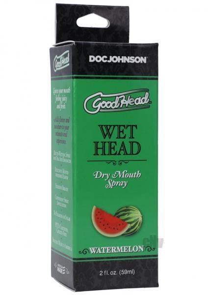 Goodhead Wet Head Watermelon 2oz