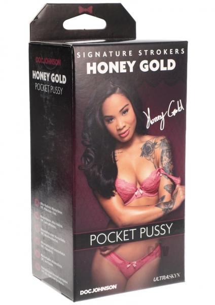 Honey Gold Pocket Pussy