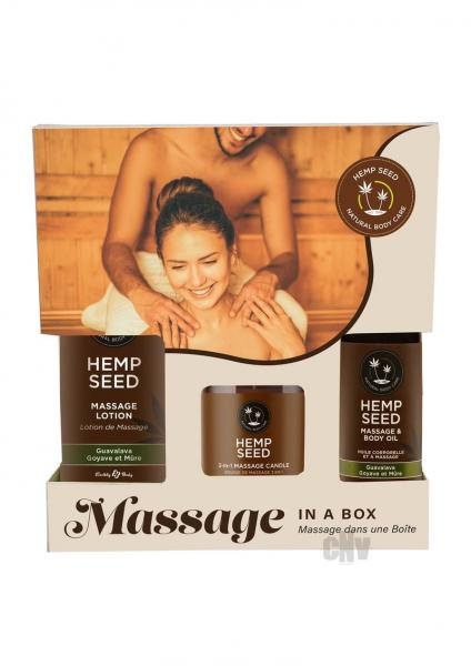 Relax Your Senses Oil Gift Set Guavalava