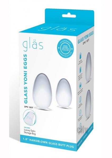 Yoni Eggs Clear