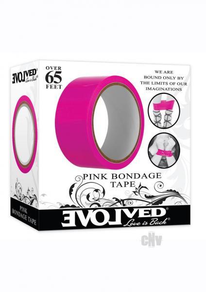 Bondage Tape 65` Pink