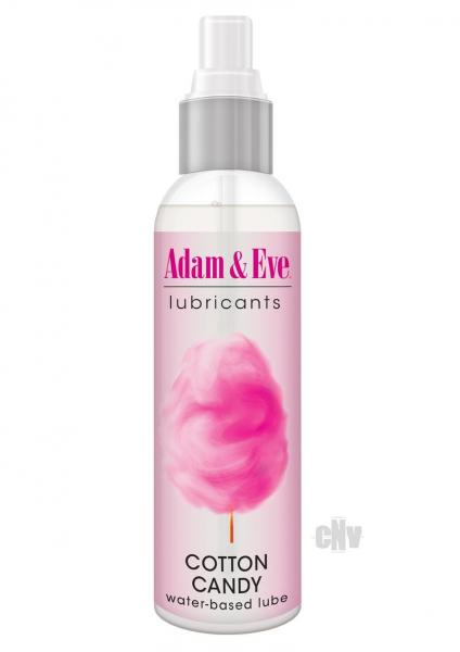 Aande Cotton Candy Water Based Lube 4 Oz