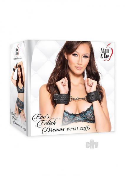 Aande Eves Fetish Dreams Wrist Cuffs