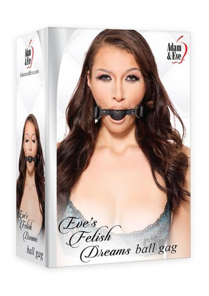 Aande Eves Fetish Dreams Ball Gag