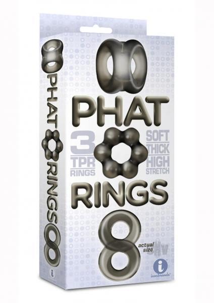 The 9 Phat Rings Smoke 1