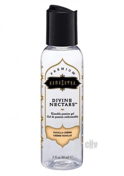 Divine Nectars Vanilla Creme 2oz