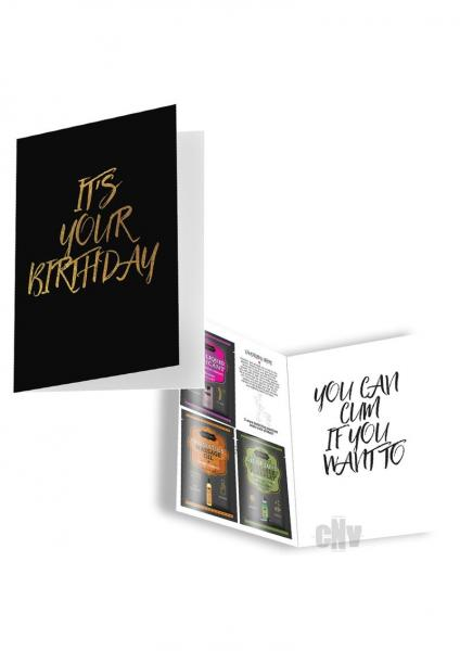 Naughty Notes Greeting Card Its Your