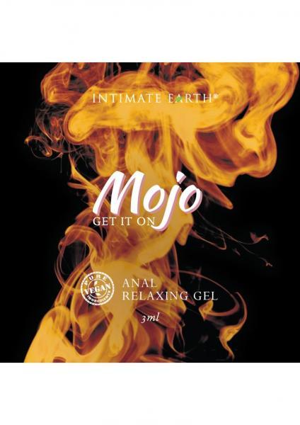 Mojo Clove Oil Anal Relaxing Gel Foil
