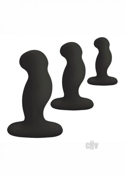 Nexus Anal Starter Kit Black