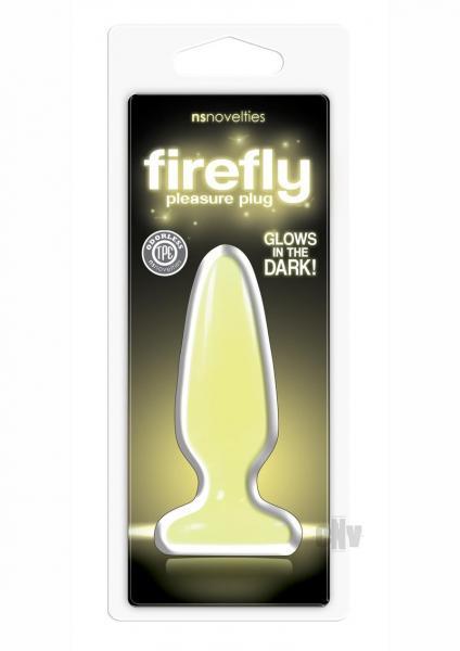 Firefly Pleasure Plug Small Yellow