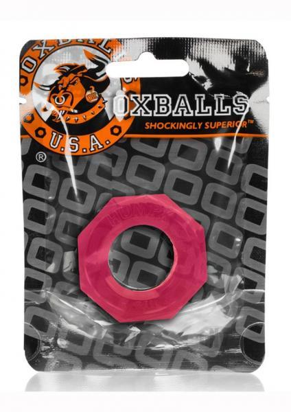 Humpballs Cockring Hot Pink