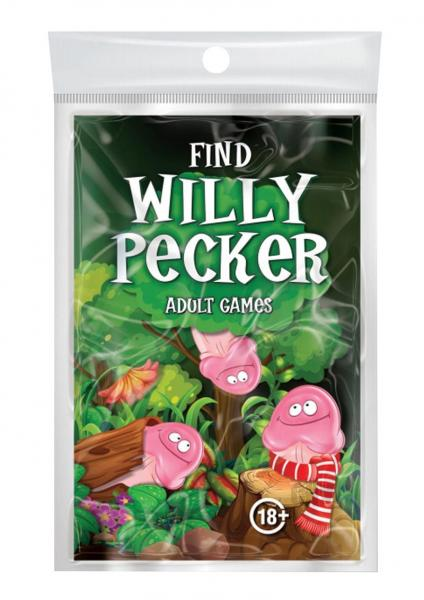 Find Willy Pecker