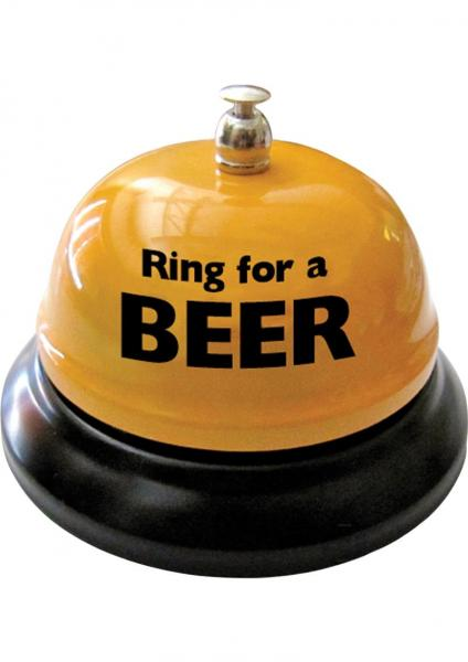 Ring Bell For A Beer Table Bell