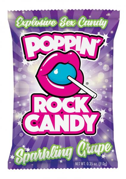 Popping Rock Candy Grape(loose)