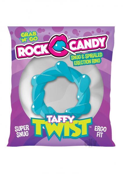 Rock Candy Taffy Twist Blue