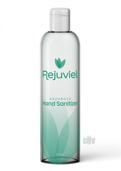 Rejuviel Advanced Hand Sanitizer 12oz