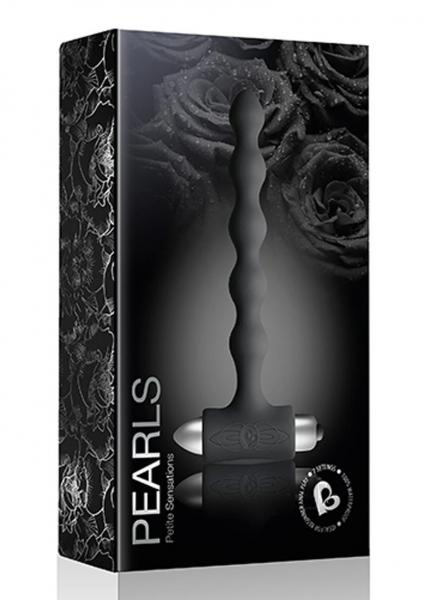 Petite Sensations Pearls Black