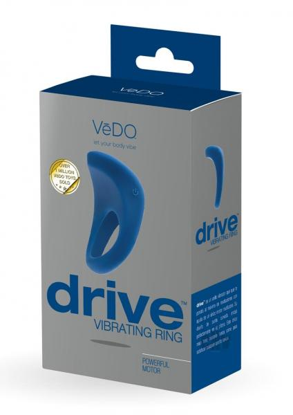 Drive Vibrating Ring Midnight Madness