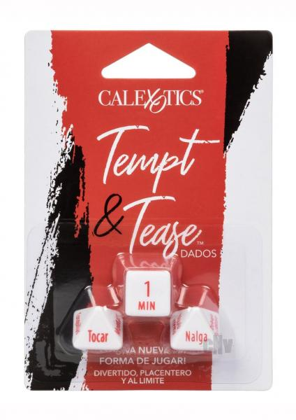 Tempt And Tease Dados