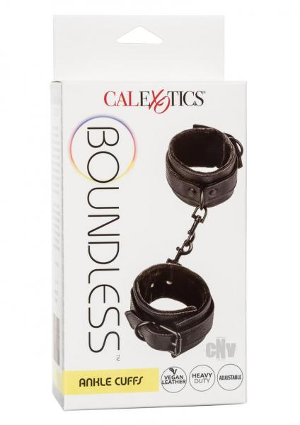 Boundless Ankle Cuffs Black
