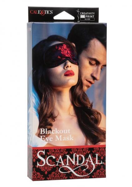 Scandal Blackout Eye Mask