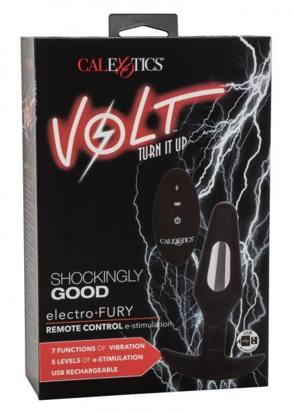 Volt Electro Fury Black