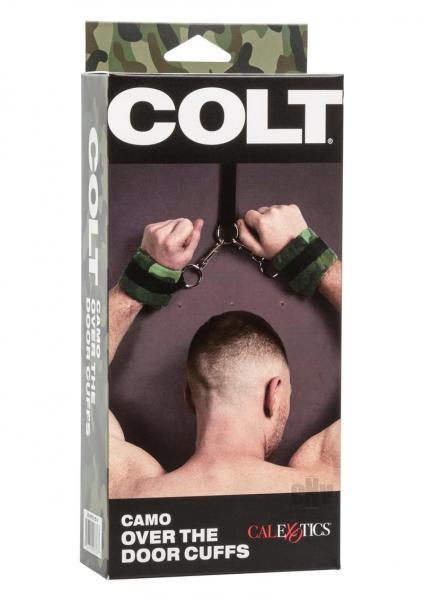 Colt Camo Over The Door Cuffs