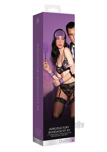 Ouch Kits Introductory Bondage 2 Purple