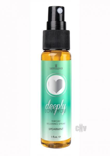 Deeply Love You Throat Spray Spearmint