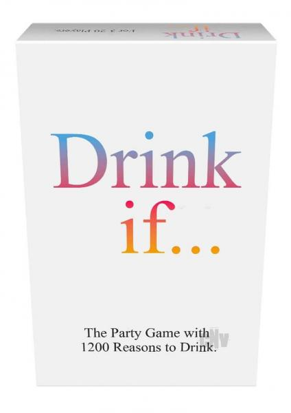 Drink If... Game