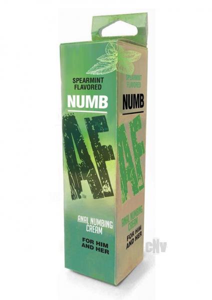 Numb Af Anal Cream Mint