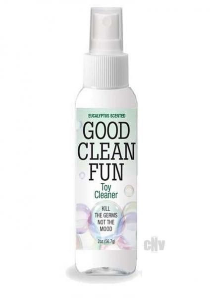 Good Clean Fun Spray Eucalyptus 2oz