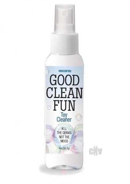 Good Clean Fun Spray Unscented 2oz