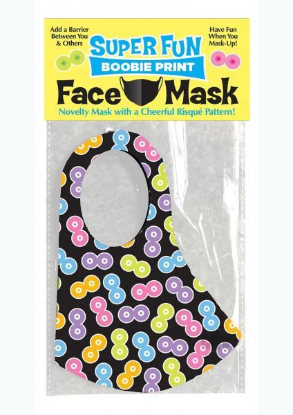 Super Fun Boobie Mask