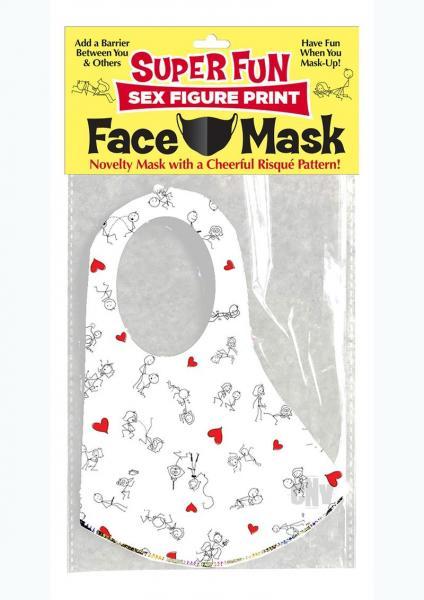 Super Fun Sex Position Mask