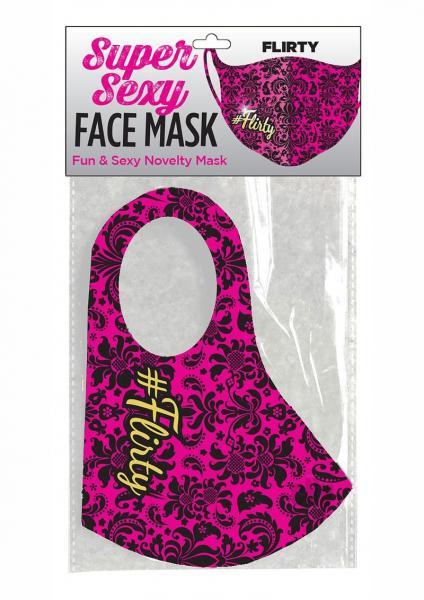 Super Sexy #flirty Mask