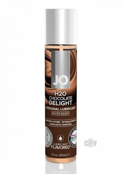 Jo H2o Flavor Lube Chocolate 1oz