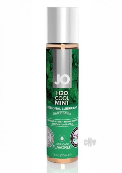 Jo H2o Flavor Lube Mint 1oz