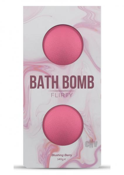 Dona Flirty Fragrance Bath Bomb 2pk
