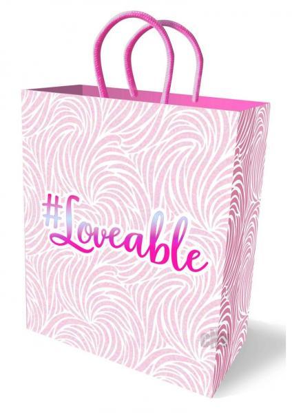 #loveable Gift Bag