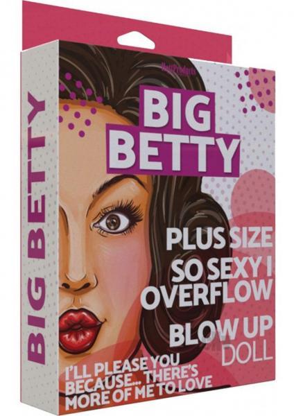 Big Betty Doll Vanilla