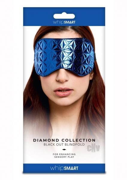 Whipsmart Black Out Blindfold Blue